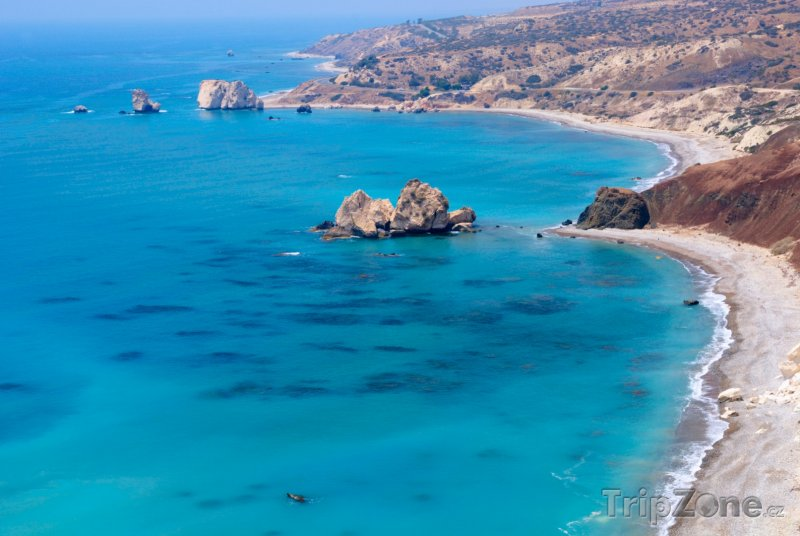 Fotka, Foto Afroditina skála na Kypru (Kypr)