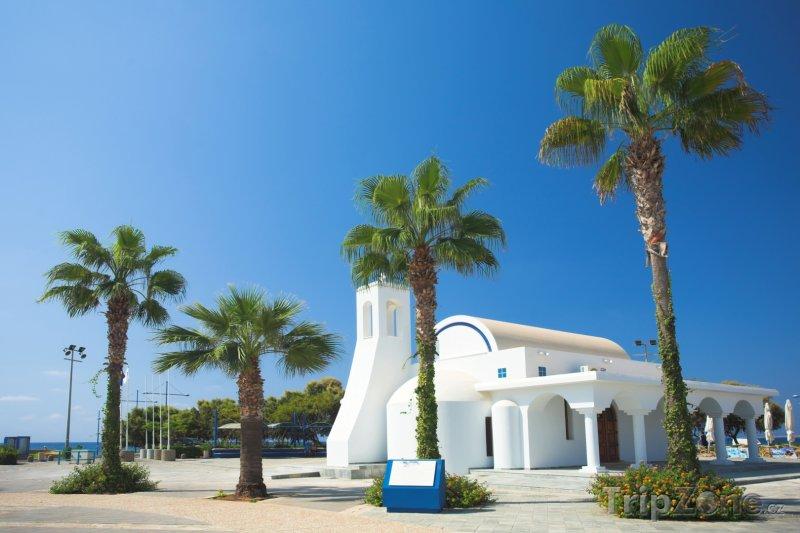 Fotka, Foto Agia Napa, kostel (Kypr)