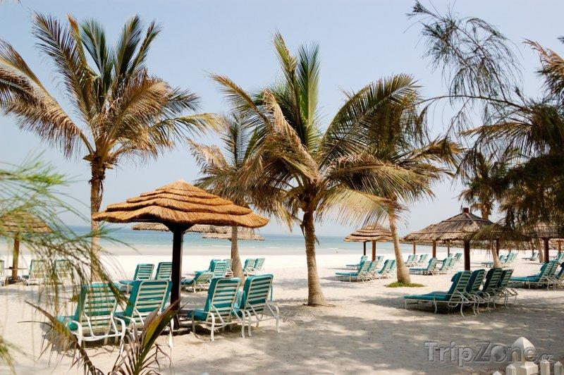 Fotka, Foto Ajman, pláž (Spojené arabské emiráty)