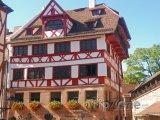 Albrecht Dürer Haus v Norimberku