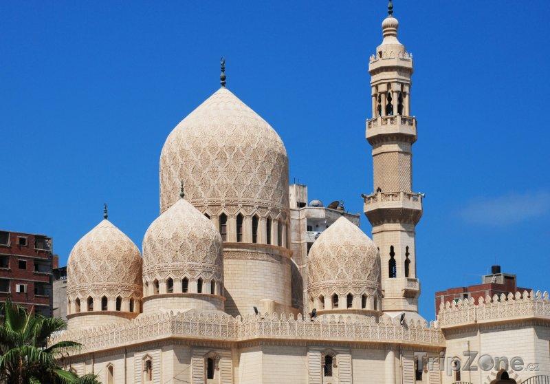 Fotka, Foto Alexandrie, mešita El-Mursi Abul Abbas (Egypt)