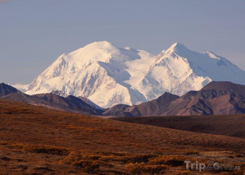 Fotka, Foto Aljaška, Mount McKinley (USA)