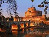 Andělský hrad (Castel Sant'Angelo)