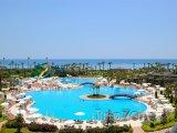 Antalya, bazén u hotelu