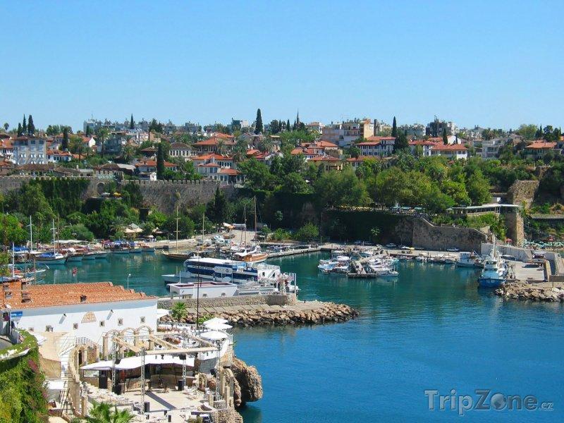 Fotka, Foto Antalya, panoráma (Turecká riviéra, Turecko)