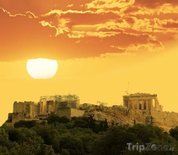 Fotka, Foto Athény, Akropole (Athény, Řecko)