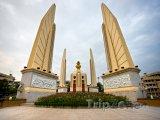 Bangkok, pomník Demokracie