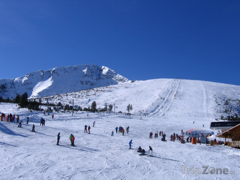 Fotka, Foto Bansko, lyžařské středisko (Bulharsko)