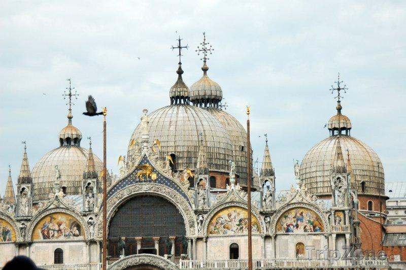 Fotka, Foto Bazilika sv. Marka (Benátky, Itálie)