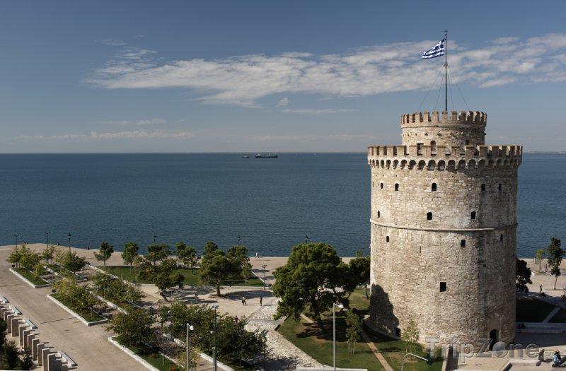Fotka, Foto Bílá věž (Soluň, Řecko)
