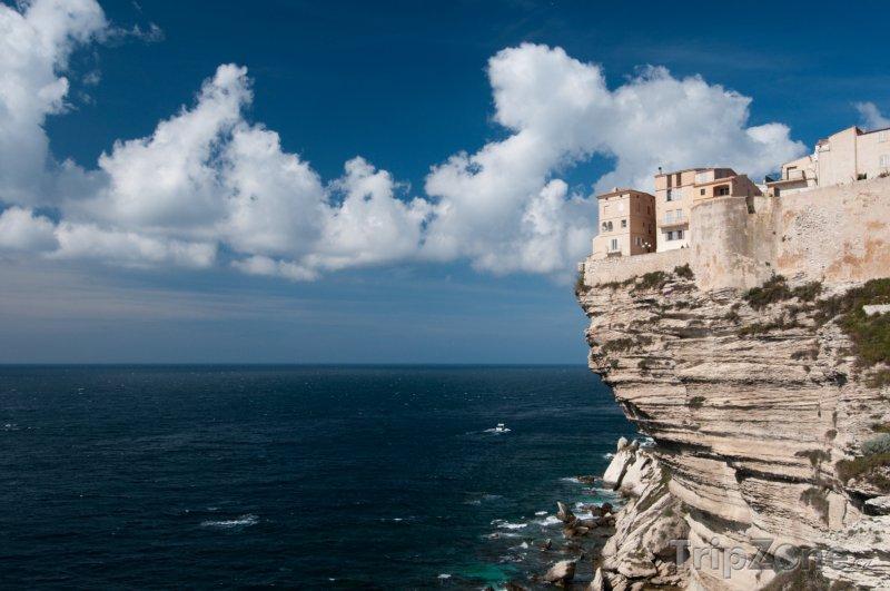 Fotka, Foto Bonifacio (Korsika, Francie)