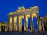 Brandenburger Tor - Berlín