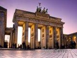 Braniborská brána (Brandenburger Tor) - Berlín