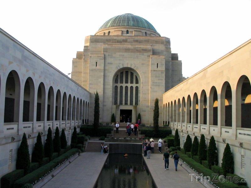 Fotka, Foto Canberra, Australský válečný památník (Austrálie)