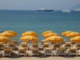Cannes, pláž