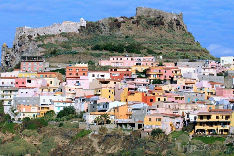 Fotka, Foto Castelsardo (Sardinie, Itálie)