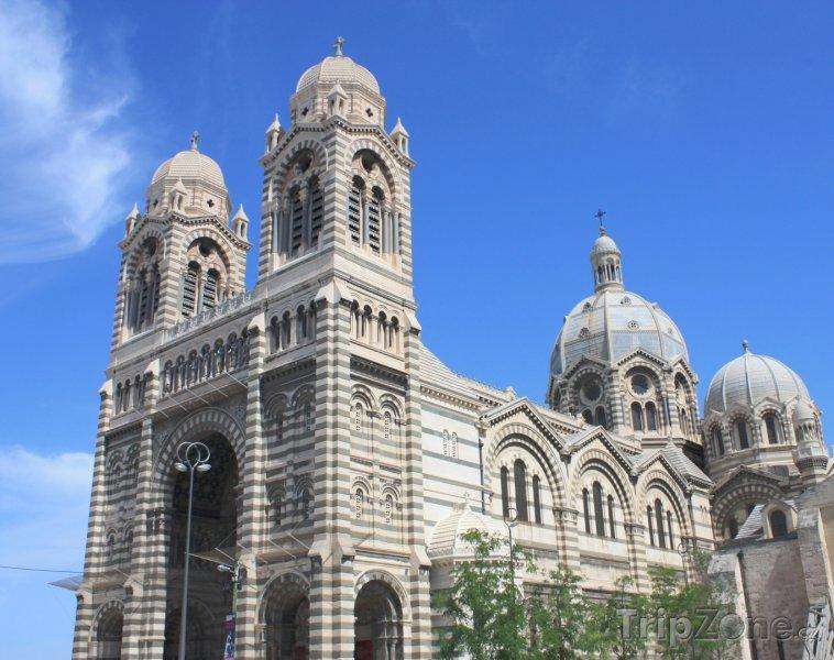 Fotka, Foto Cathédrale de la Major (Marseille, Francie)