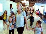 Cestování letadlem s dětmi