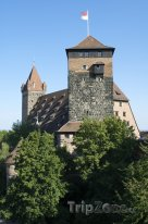 Císařský hrad v Norimberku