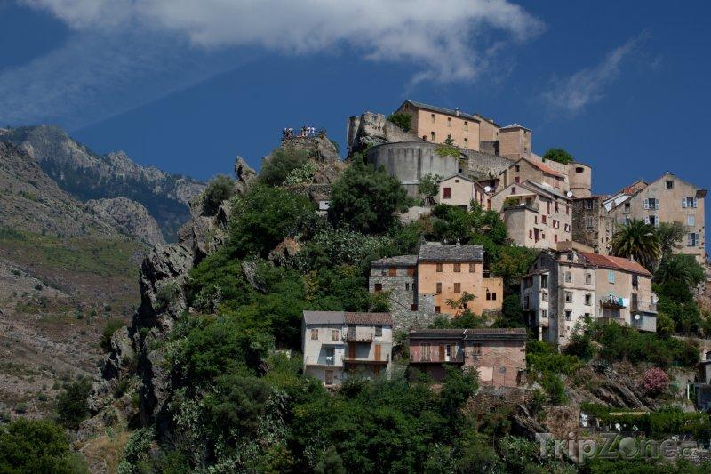 Fotka, Foto Corte (Korsika, Francie)