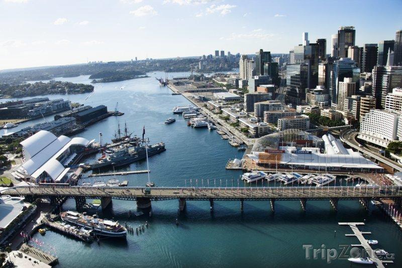 Fotka, Foto Darling Harbour (Sydney, Austrálie)