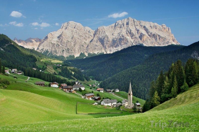 Fotka, Foto Dolomity (Itálie)