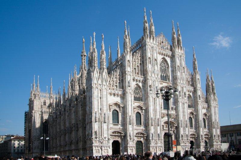 Fotka, Foto Duomo di Milano (Milán, Itálie)