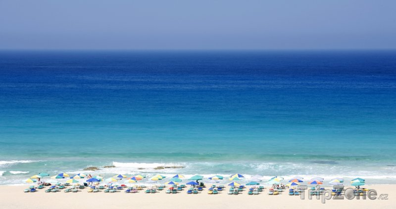 Fotka, Foto Falasarna, pláž (Kréta, Řecko)
