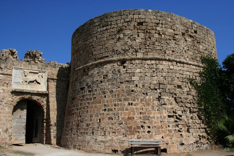Fotka, Foto Famagusta, Othellova věž (Kypr)