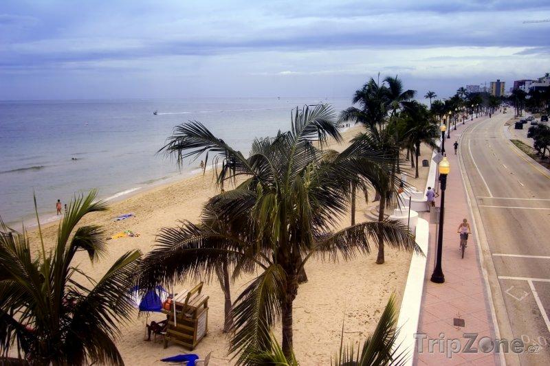 Fotka, Foto Fort Lauderdale, pláž (Florida, USA)
