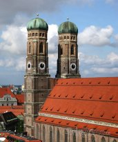 Frauenkirche - Mnichov