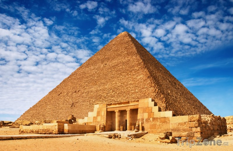 Fotka, Foto Gíza, pyramida (Egypt)