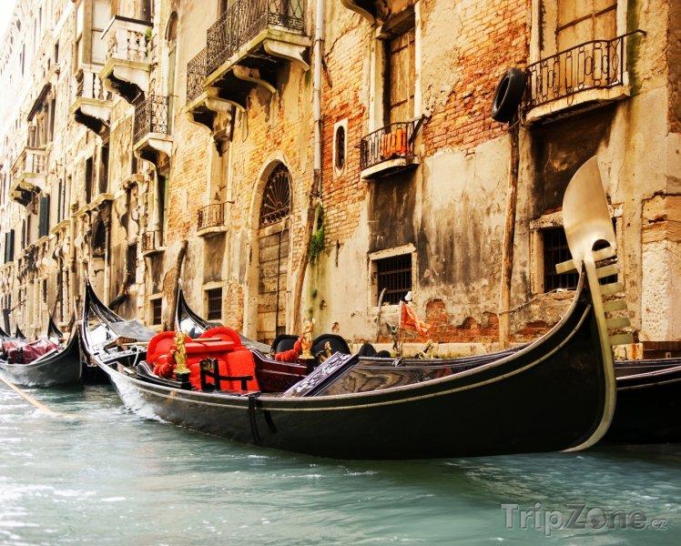 Fotka, Foto Gondola (Benátky, Itálie)