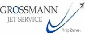 Grossman Jet Service logo