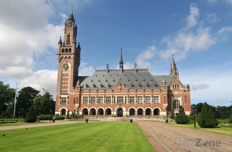 Fotka, Foto Haag, palác Míru (Vredespaleis) (Nizozemsko)
