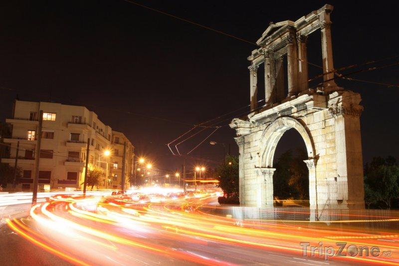 Fotka, Foto Hadriánův oblouk (Athény, Řecko)