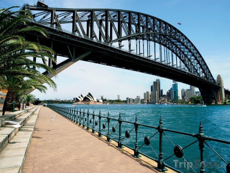 Fotka, Foto Harbour Bridge (Sydney, Austrálie)