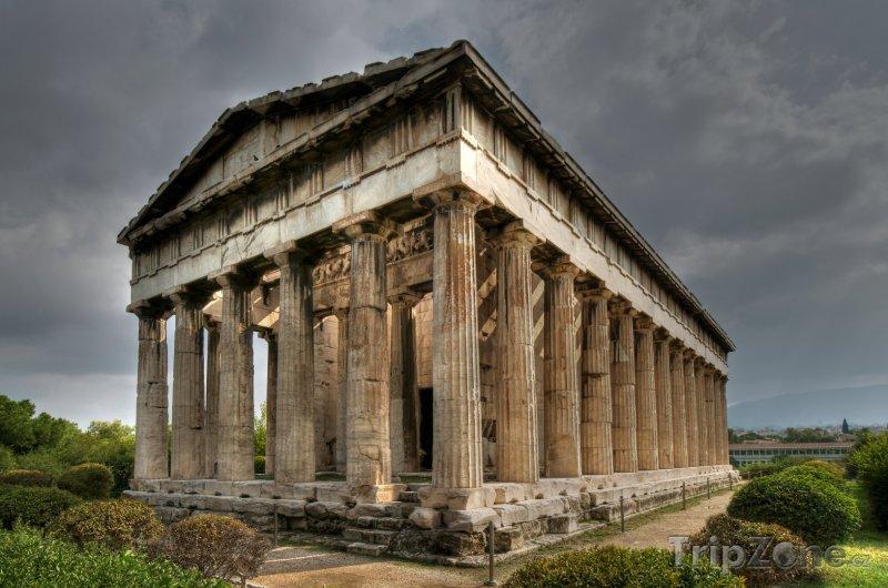 Fotka, Foto Héfaisteion (Athény, Řecko)