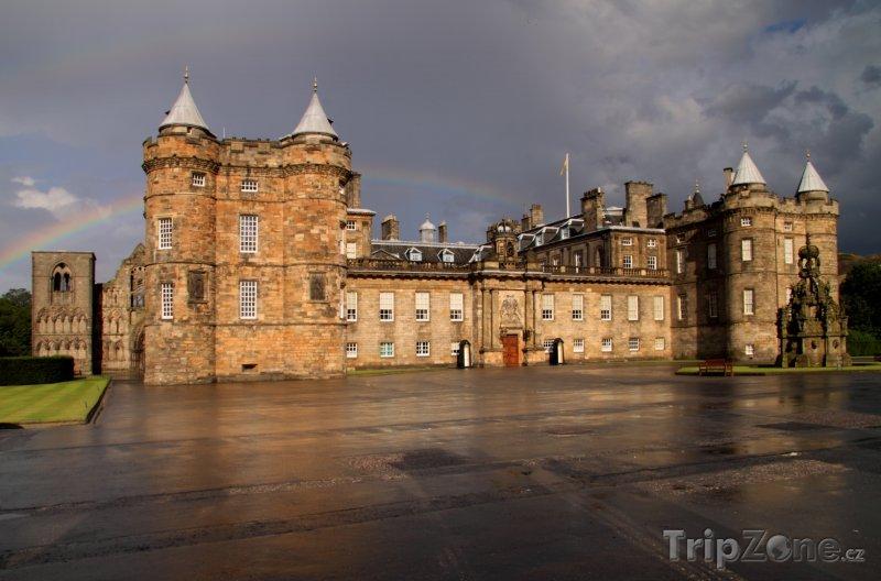 Fotka, Foto Holyrood Palace (Edinburgh, Velká Británie)