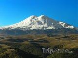 Hora Elbrus na Kavkaze
