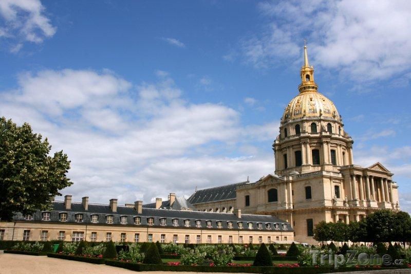 Fotka, Foto Invalidovna (Paříž, Francie)