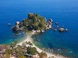 Isola Bella poblíž Taorminy