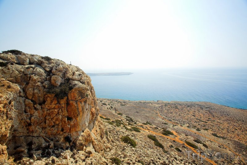Fotka, Foto Jižní část Famagusta Bay (Kypr)