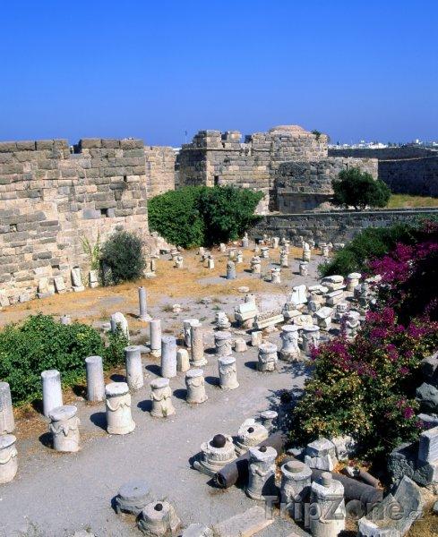 Fotka, Foto Johanitská přístavní pevnost (Kos, Řecko)