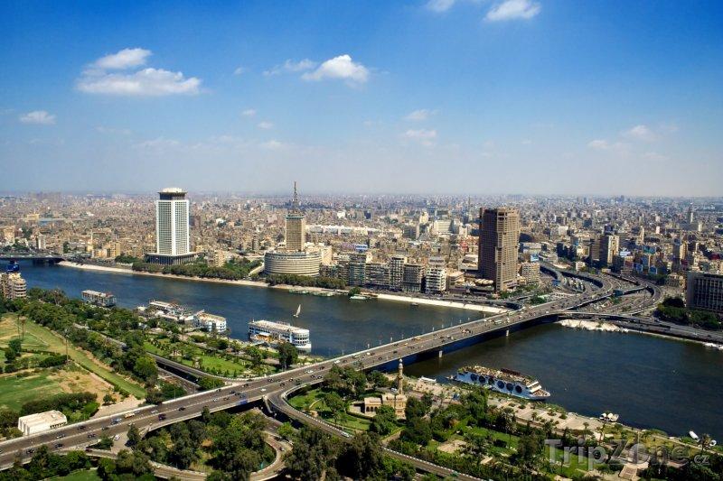 Fotka, Foto Káhira, panorama (Egypt)