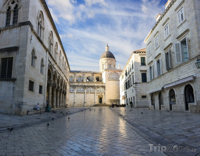 Fotka, Foto Katedrála Nanebevzetí Panny Marie v Dubrovníku (Dubrovník, Chorvatsko)