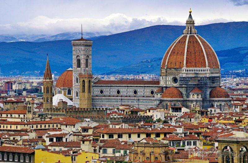 Fotka, Foto Katedrála Santa Maria del Fiore ve Florencii (Itálie)