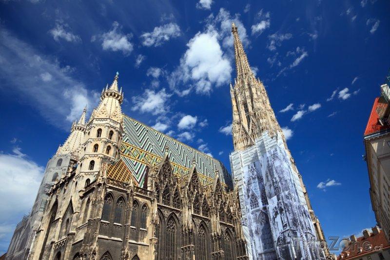 Fotka, Foto Katedrála Stephansdom (Vídeň, Rakousko)