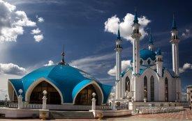 Kazaň, mešita Kul Šerif