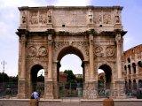 Konstantinův oblouk (Arco di Costantino)